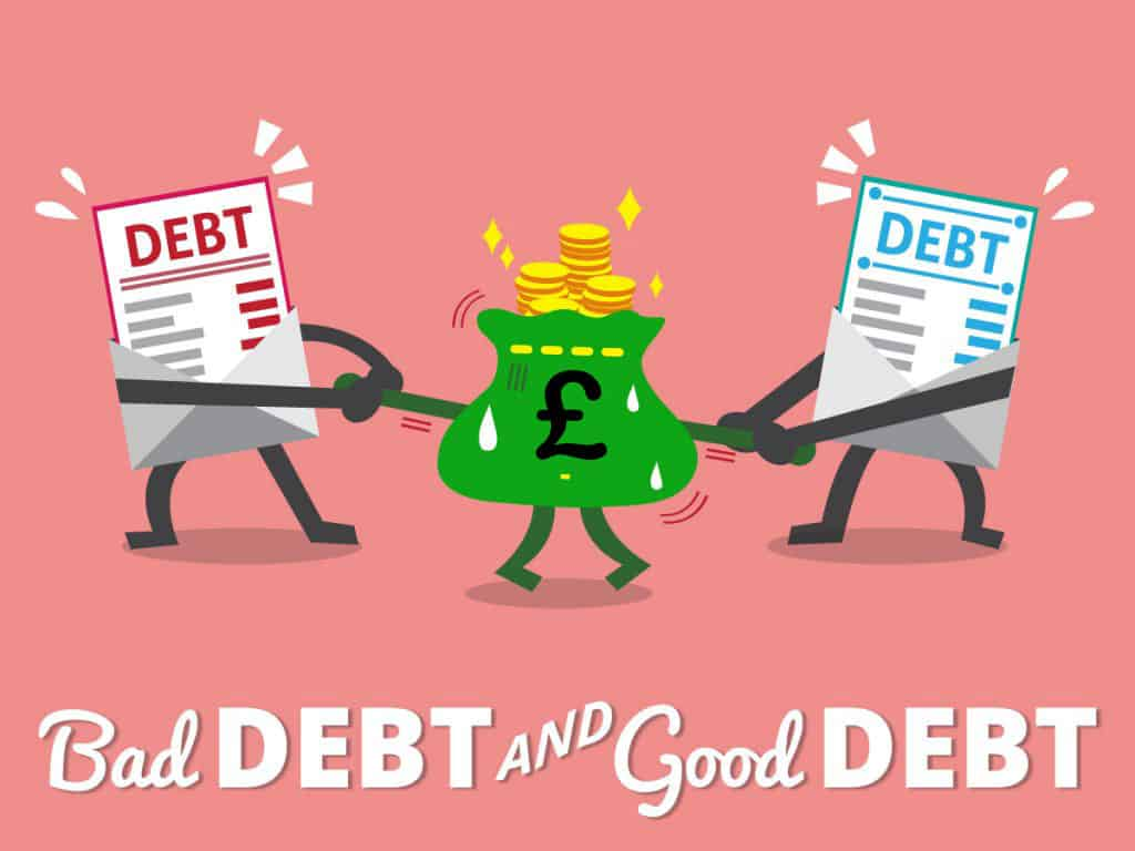 Protected: Bad Debt and Good Debt! What is all about?