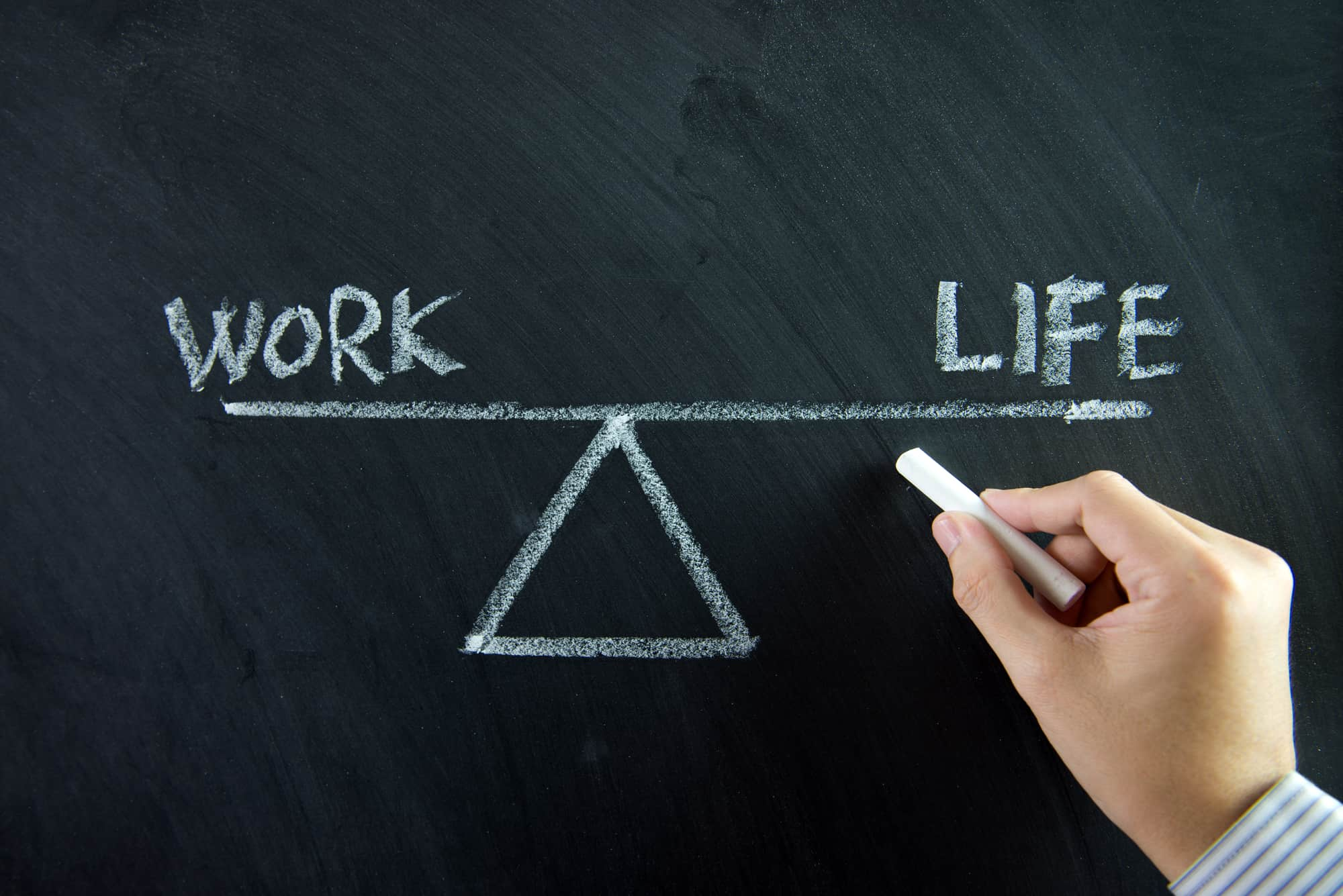 A Modern Approach to Real Work-Life Balance