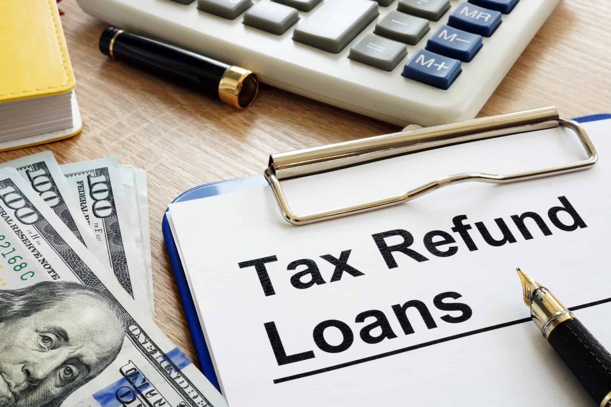 Where Can I Get a Tax Refund Loan?
